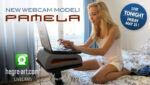 Introducing new LiveCam model Pamela