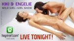 Wild Girl – Girl Show Tonight with Kiki and Engelie!