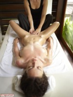 Hegre massage Engelie Erotic Massage