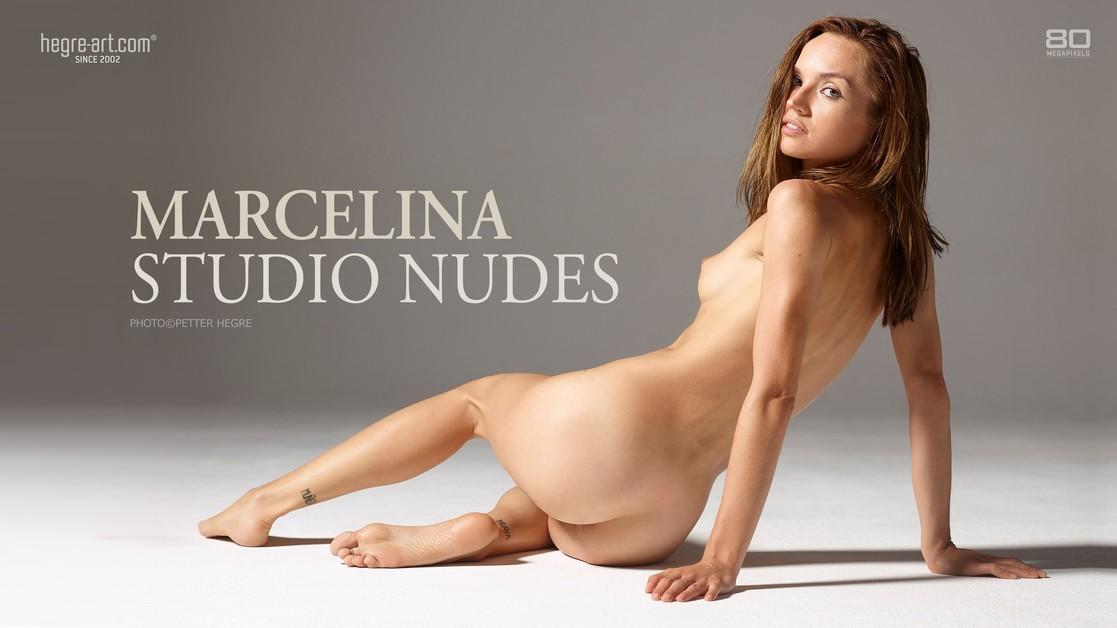Marcelina Studio Nudes-Hegreart poster