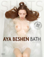 Aya Beshen bath Hegre Photos