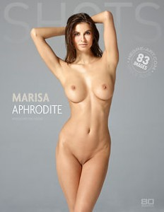 Hegre art Marisa Aphrodite Cover Photo