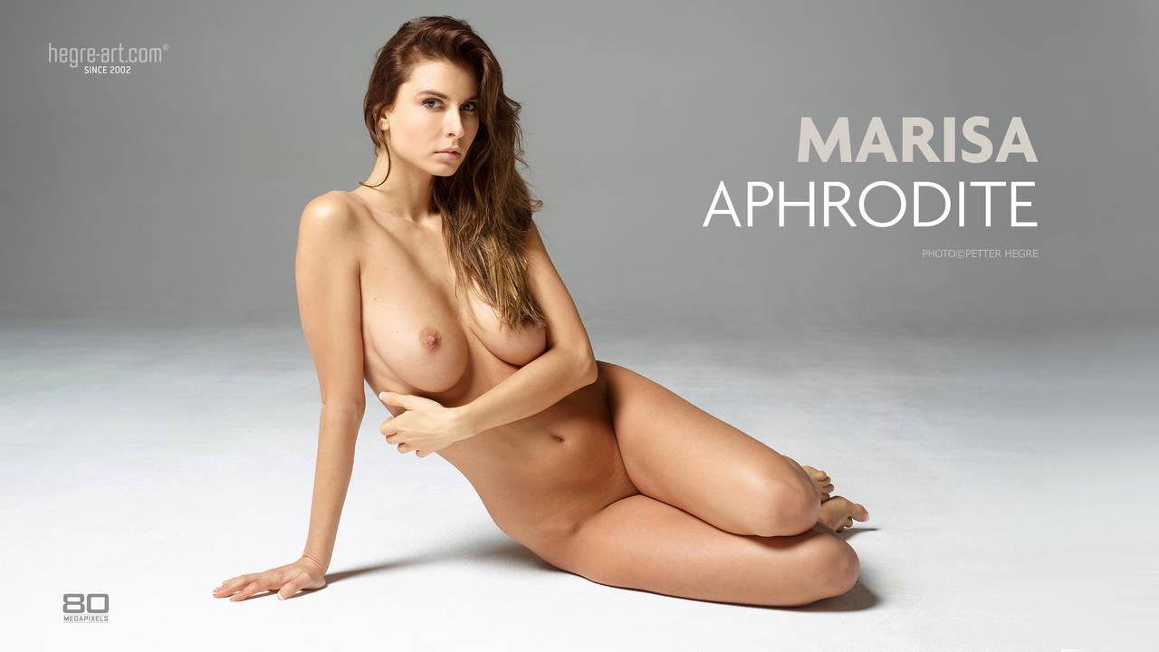 Hegre art Marisa Aphrodite Gallery Poster