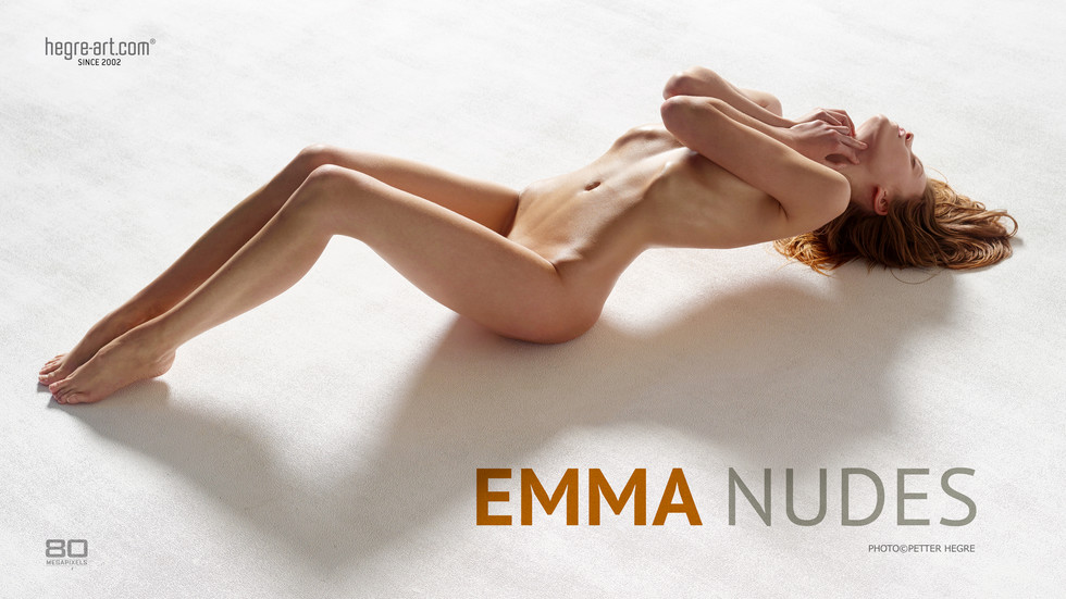 Emma Nudes poster