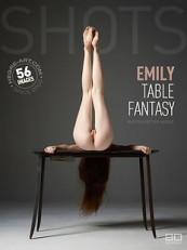 Emily Table Fantasy petter hegre cover