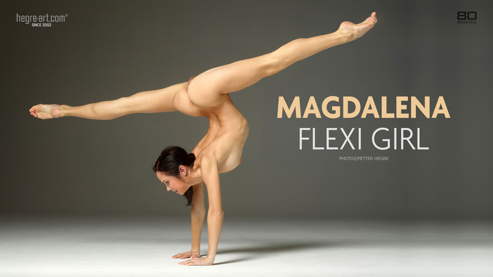 Magdalena Flexi Girl photo Petter Hegre