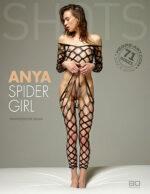 Anya spider girl Hegreart