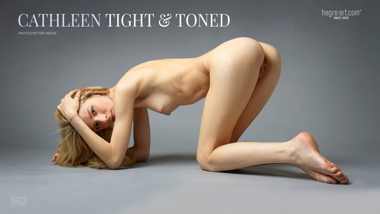 Cathleen Tight And Toned poster by hegreart