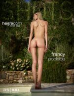 Hegre art – Francy poolside