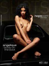 Angelique Hegreart