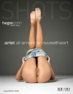 Hegre.com Ariel all American sweetheart