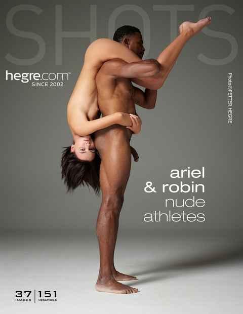 Nude Athletes