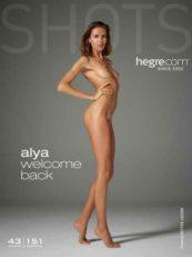 Welcome back Aya