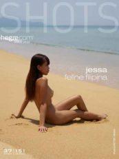 Hegreart Jessa feline filipina