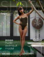 Hegre.com – Jessa nude swimsuit model