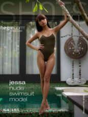 Hegre swimsuit model